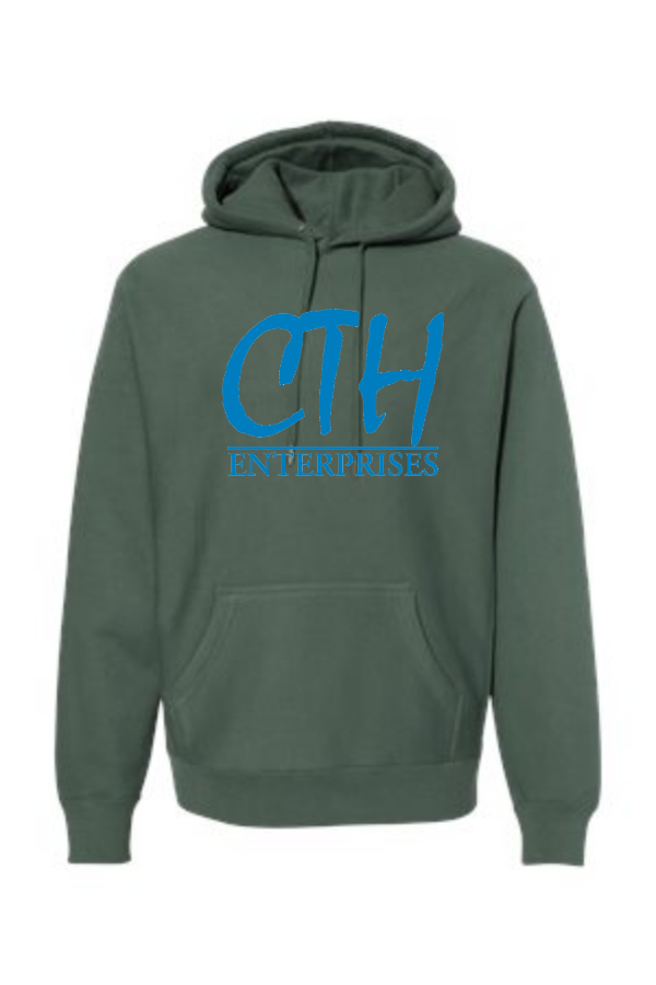 Premium Heavyweight Cross-Grain Hoodie