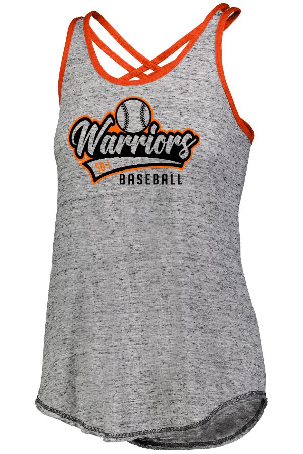 Warriors Baseball Script Tail Tank