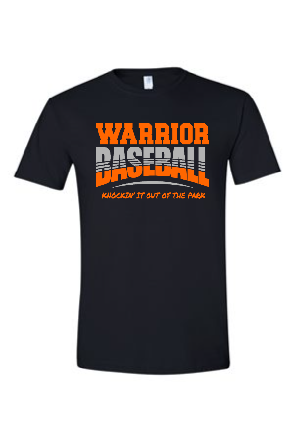 Warrior Baseball Out of the Park Unisex Tee