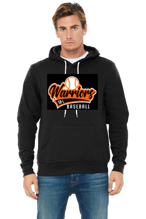 SBL Baseball Unisex Adult Hoodie