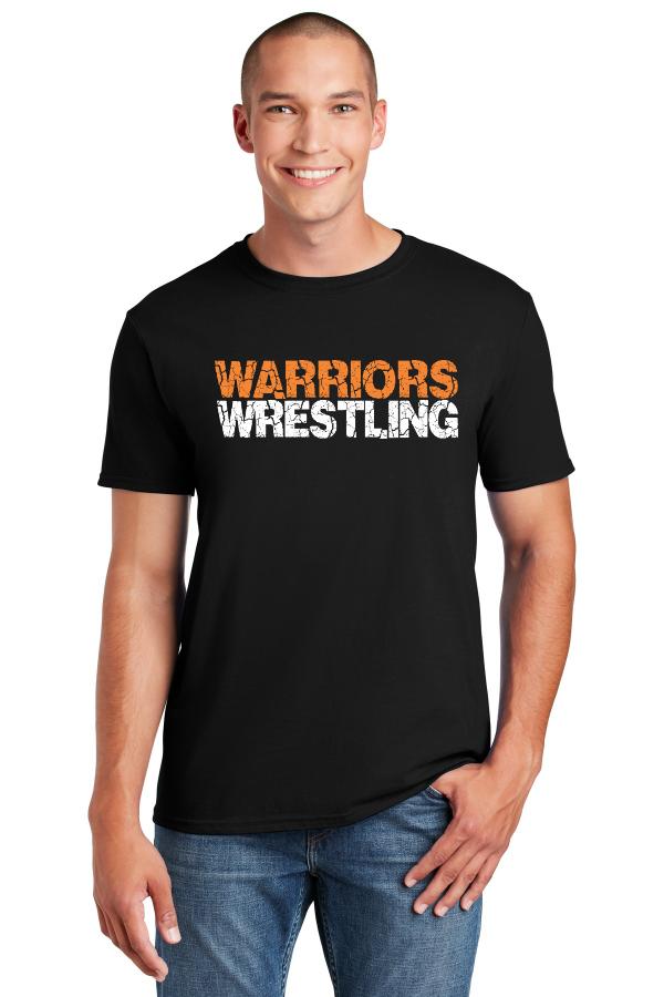 Warrior Wrestling Unisex Tee