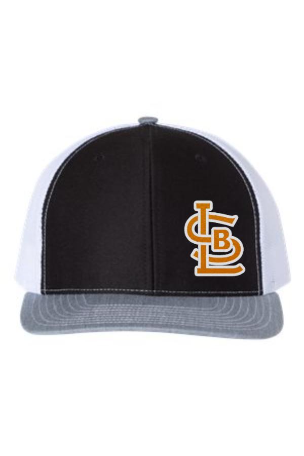 SBL Baseball Logo Trucker Cap