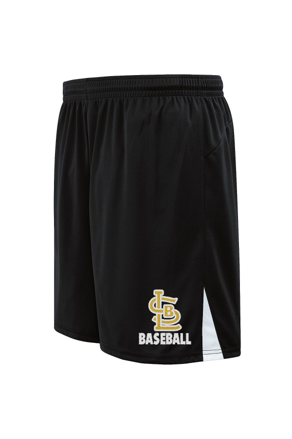 SBL Baseball Logo Adult Shorts