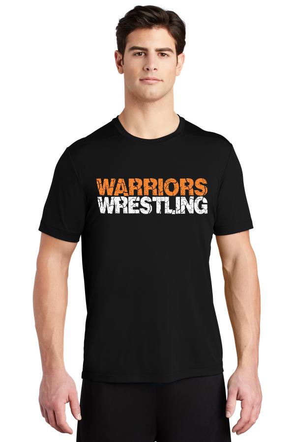 Warriors Wrestling Unisex Performance Tee