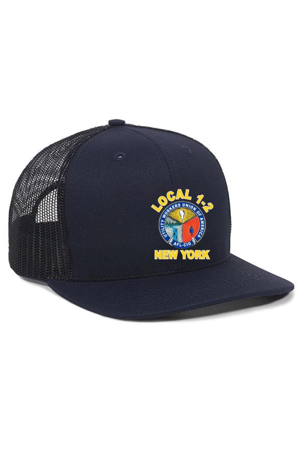Outdoor cap, American Made Mesh Back
