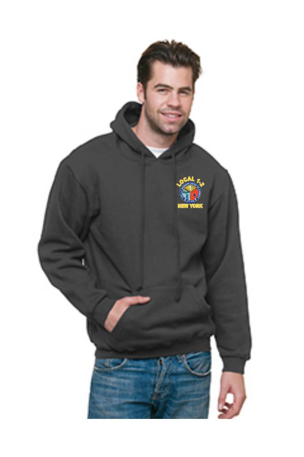 BA960 Bayside Adult Hooded Sweatshirt